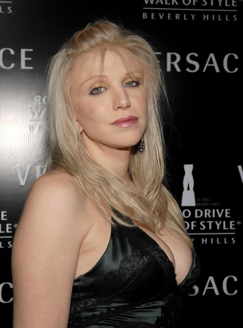 LOVELY: Det er lenge siden vi har sett Courtne så velpleid. Kanskje hun kan lære Britney noen triks. Foto: Stella Pictures