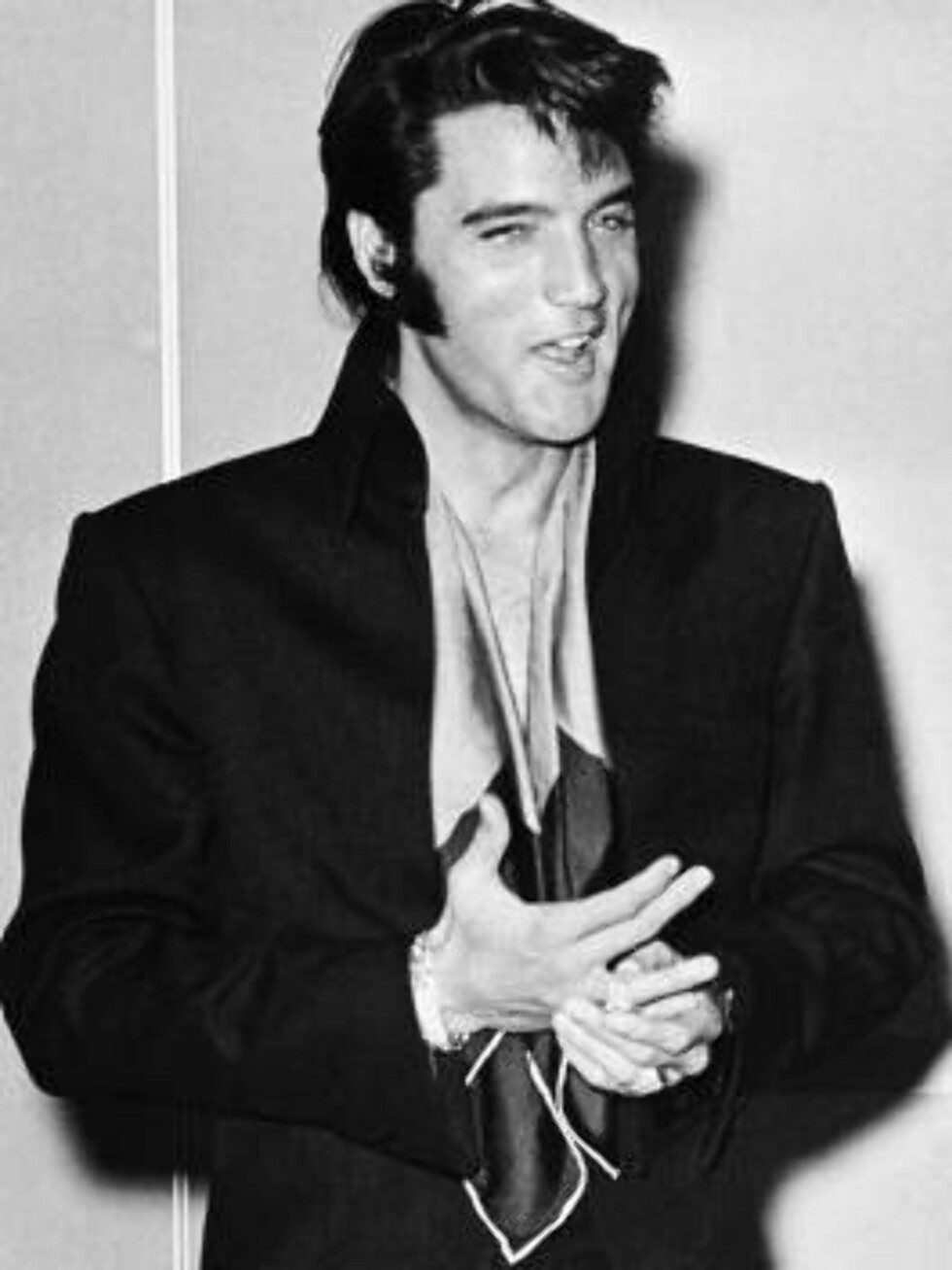 NUMMER TO: Elvis Presley Foto: SCANPIX