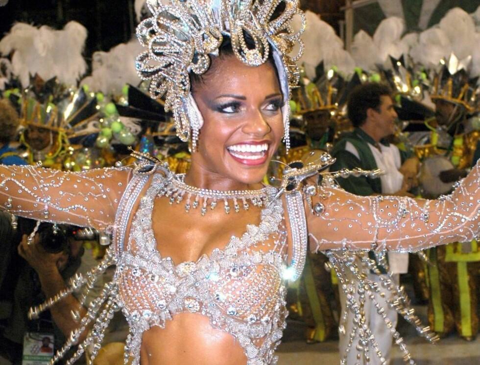 SAMBA: Slipp alle hemninger i Rio... Foto: Stella Pictures