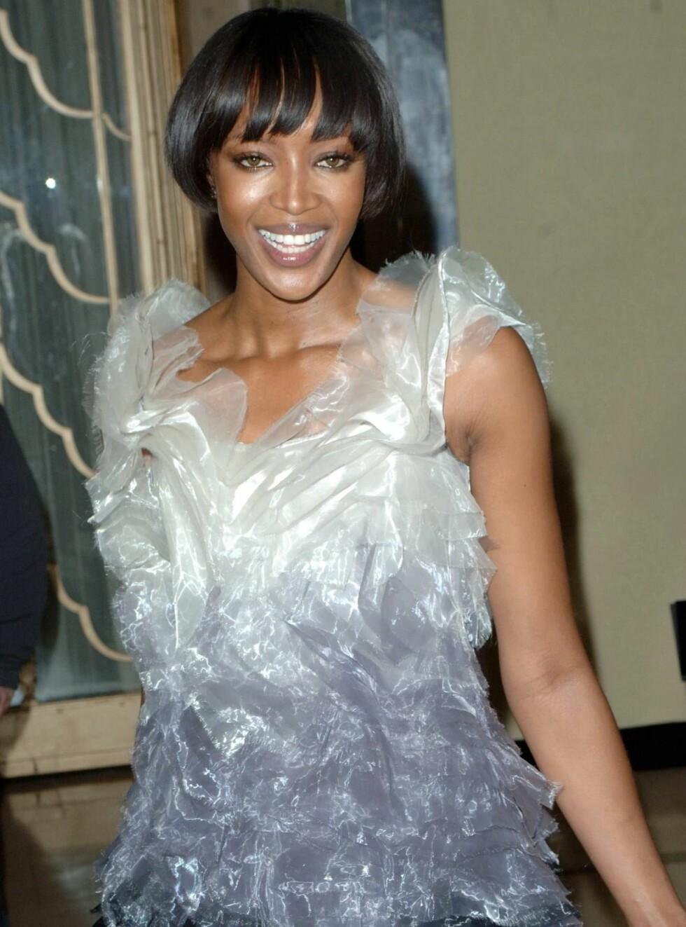 FRUSTRERT: Naomi vil ha kloa i den uærlige sjelen som utgir seg for å være henne. Foto: All Over Press