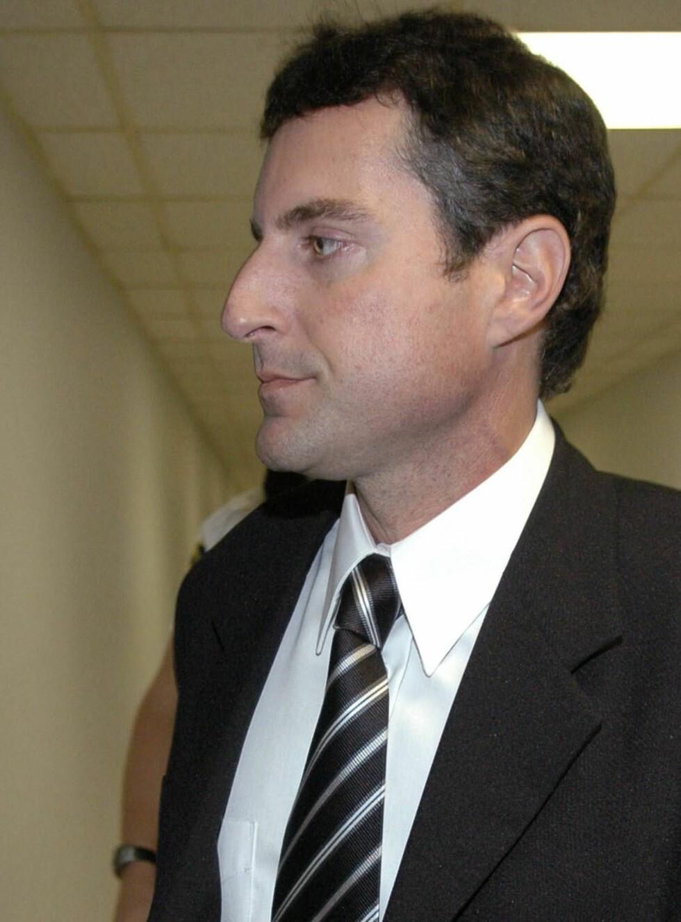 PAPPA?: Anna Nicoles kjære Howard K. Stern under rettsaken som skal avgjøre hvem som kan kreve Smiths kropp. Foto: All Over Press