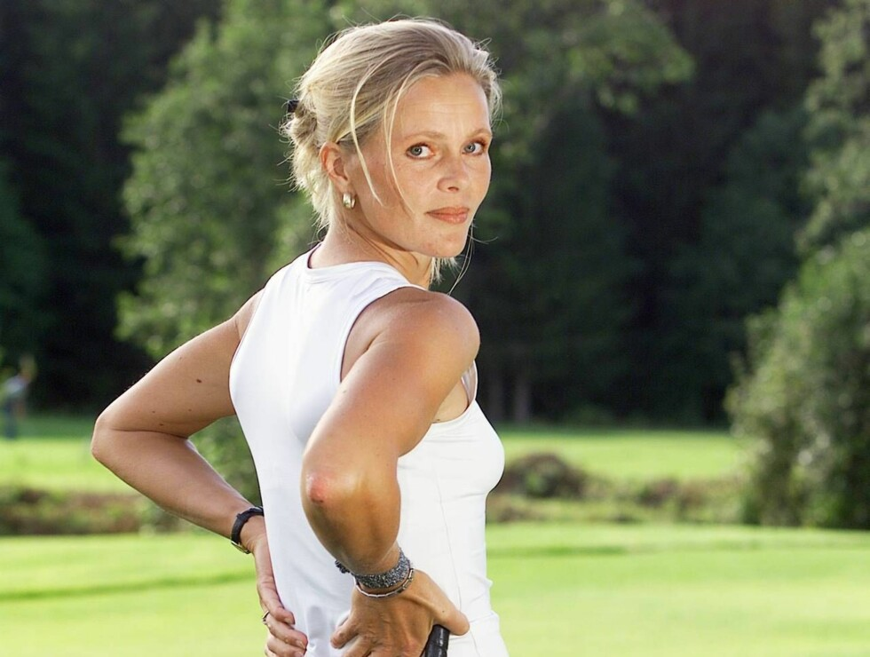 BRUDD: - Ja, det stemmer at jeg er blitt singel igjen, bekrefter golfstjernen Ingrid Martens. Foto: Morten Eik, Se og Hør
