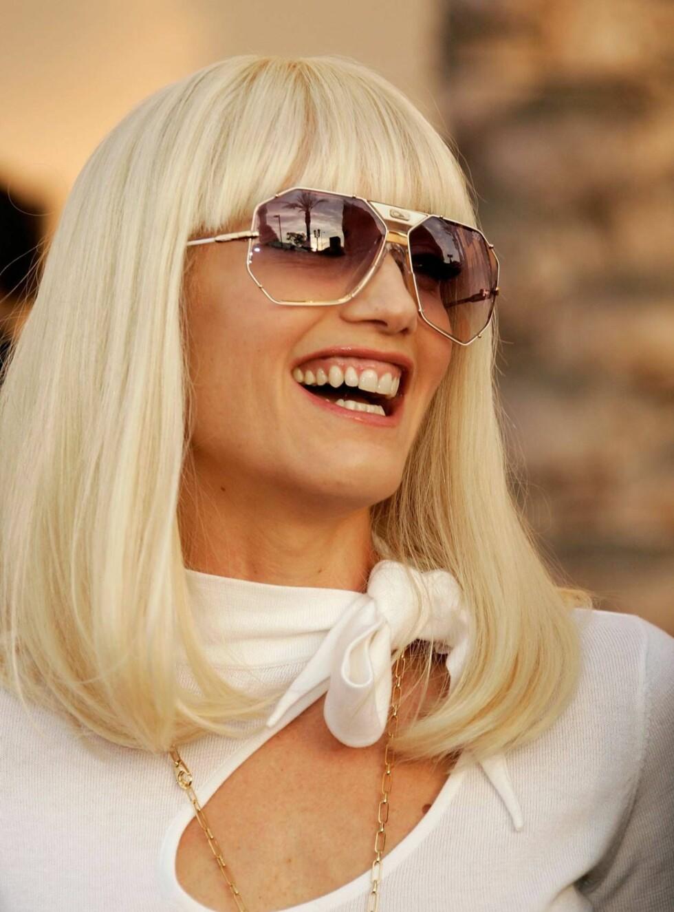 FLOTT: Gwen Stefani regnes som en av de hotteste popstjernene i verden. Allikevel tenker hun på å stramme på maska når hun blir eldre. Foto: All Over Press