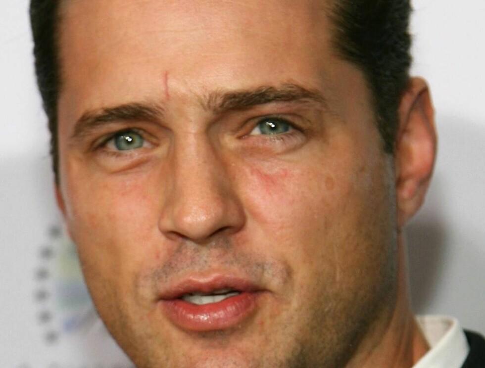 PAPPA-BRANDON: Jason spilte kjekkasen Brandon i Beverly Hills... Foto: All Over Press