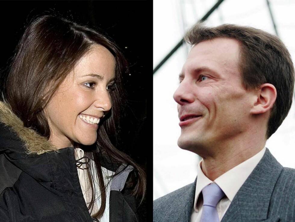 SPENNING: Kommer Marie Cavallier og danskene prins Joachim til å gifte seg i år? Det kan virke slik på prinsens uttalelser ... Foto: Stella Pictures