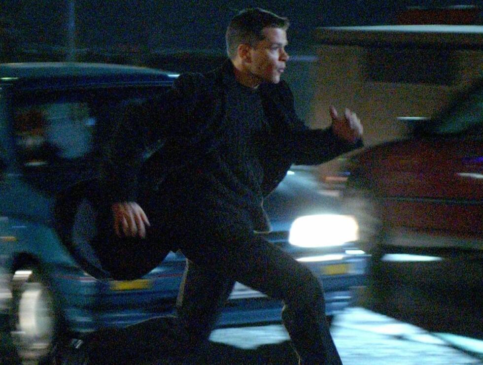 NERVEPIRRENDE: De to foregående filmene om Jason Bourne er svært populære. Nå kommer den aller siste.