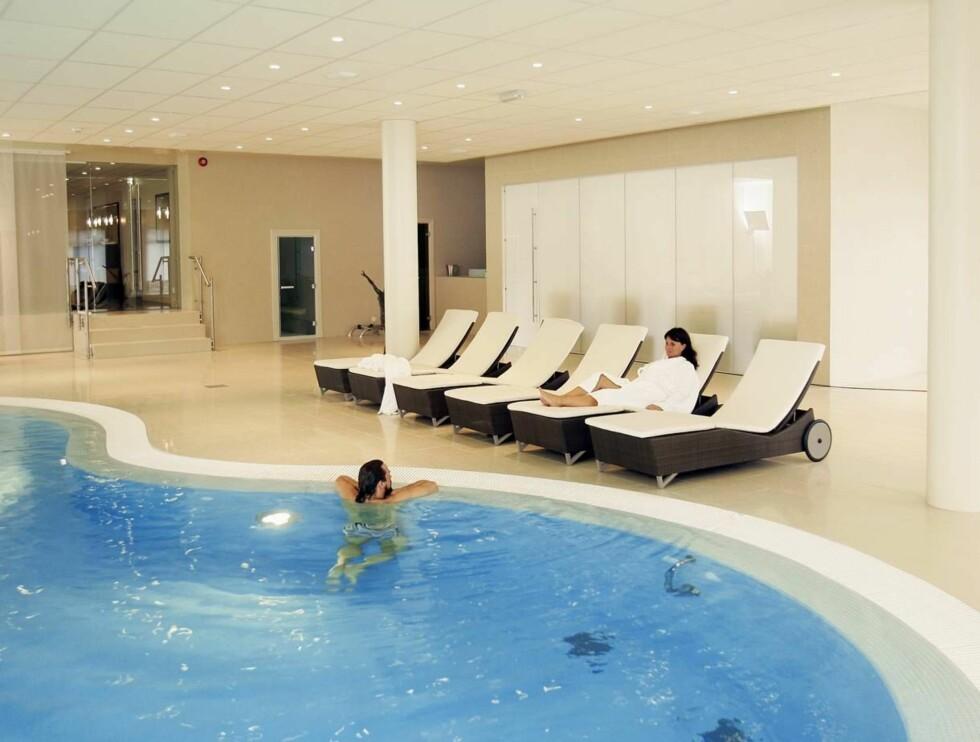 REN LUKSUS: Det nylig nybygde Vestlia Resort på Geilo byr på vinterferie i eksklusive omgivelser. Foto: Se og Hør