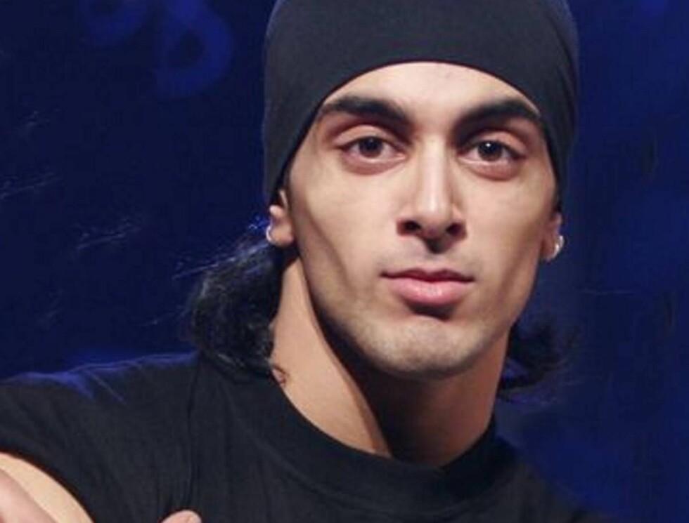 ETTERTRAKTET: Adil sjarmerte mange da han var deltager i Dansefeber... Foto: TVNorge
