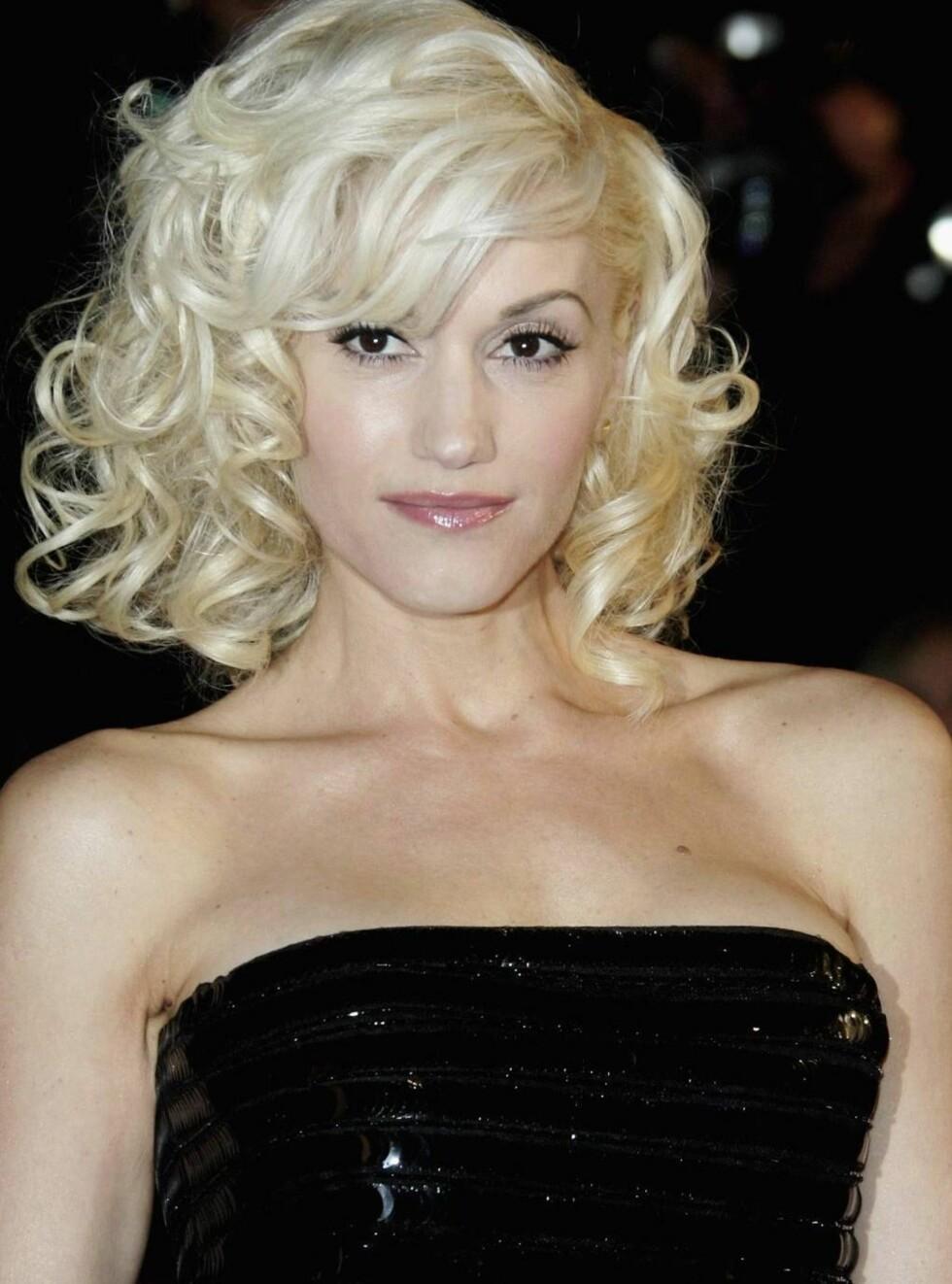 FLOTT: Gwen Stefani har mistet svært mange kilo etter graviditeten. Kanskje litt for mange? Foto: All Over Press