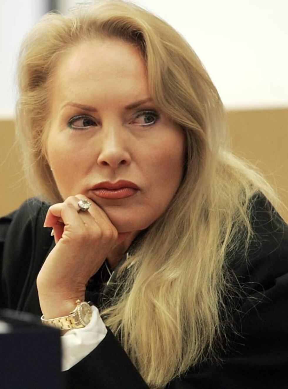ADVOKATEN: Mona Høiness er filmkjendisens advokat. Foto: SCANPIX