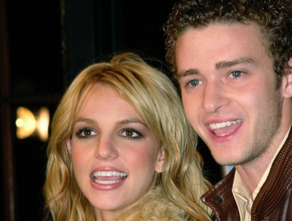 DENGANG DA: Britney Spears ønsker seg forholdet med Justin Timberlake tilbake. Foto: All Over Press