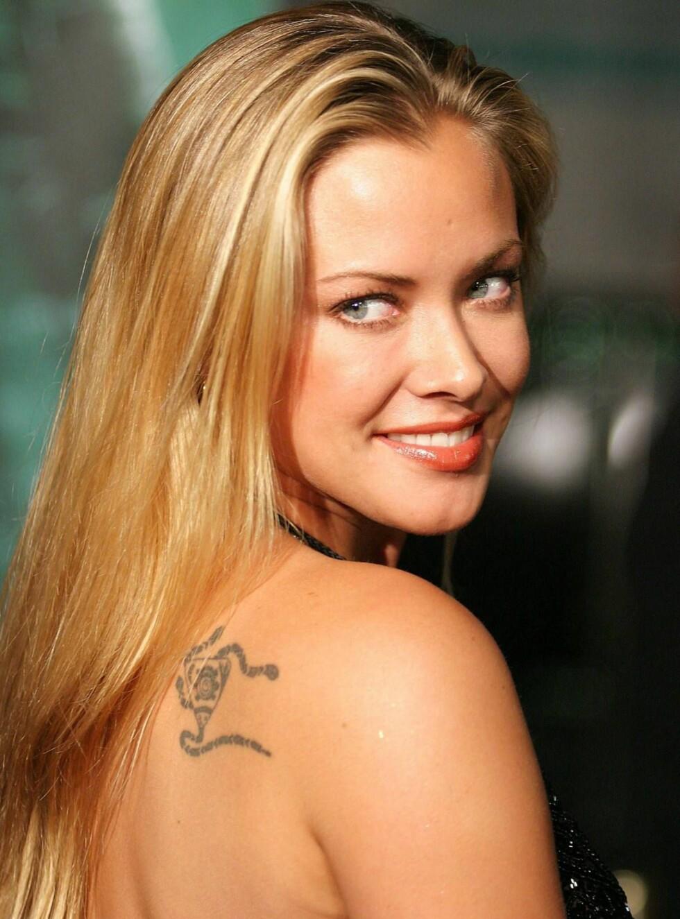 VAKKER: Kristanna Loken er en av Hollywoods flotteste kvinner. Nå forteller hun at hun er klar for en familie - og at donoren er klar! Foto: All Over Press