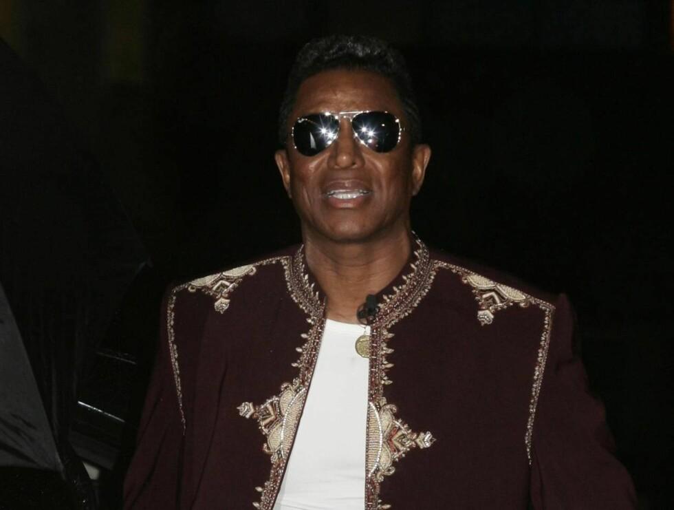 """VIL BRUKE JACKSON 5-MUSIKKEN: Jermaine Jackson blåste liv i karrieren da han deltok i """"Kjendis Big Brother"""". Nå vil han gjøre penger på Jackson 5-musikken!  Foto: stella"""