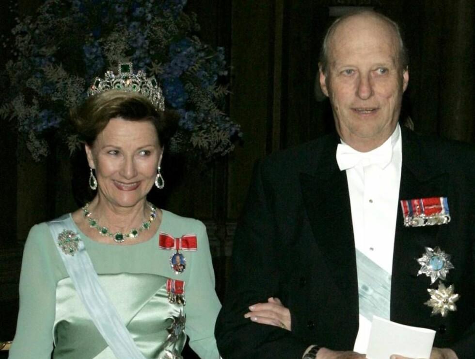 FYLLER 70: 21.februar handler alt om kong Harald, mens det 4.juli er Dronningens tur! Foto: All Over Press