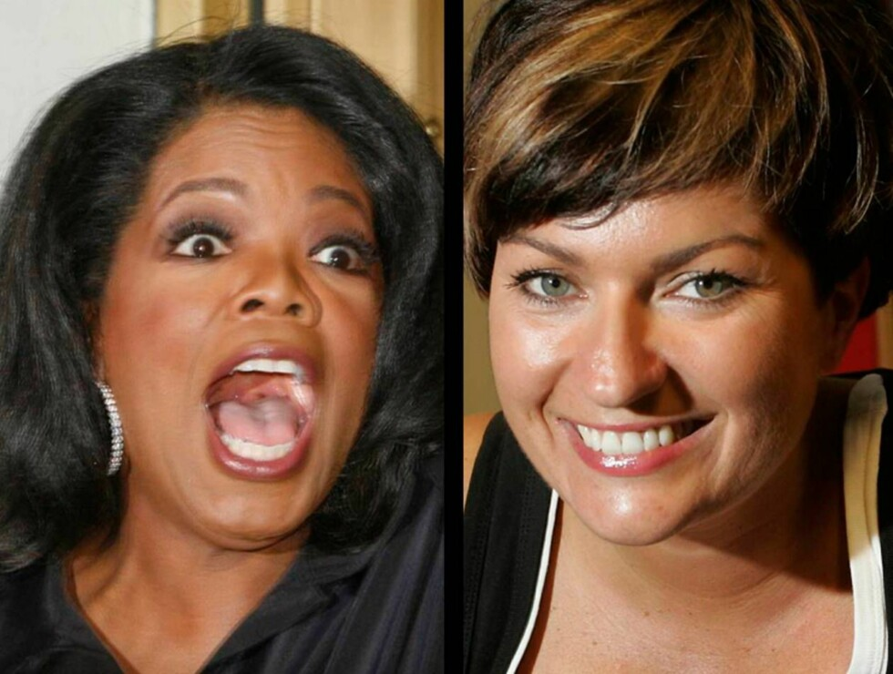 FIKK HJELP: Besøket hos Oprah Winfrey hjalp Trine Grung over fødselsdeperesjonene. Foto: SGulliksrud, Marius