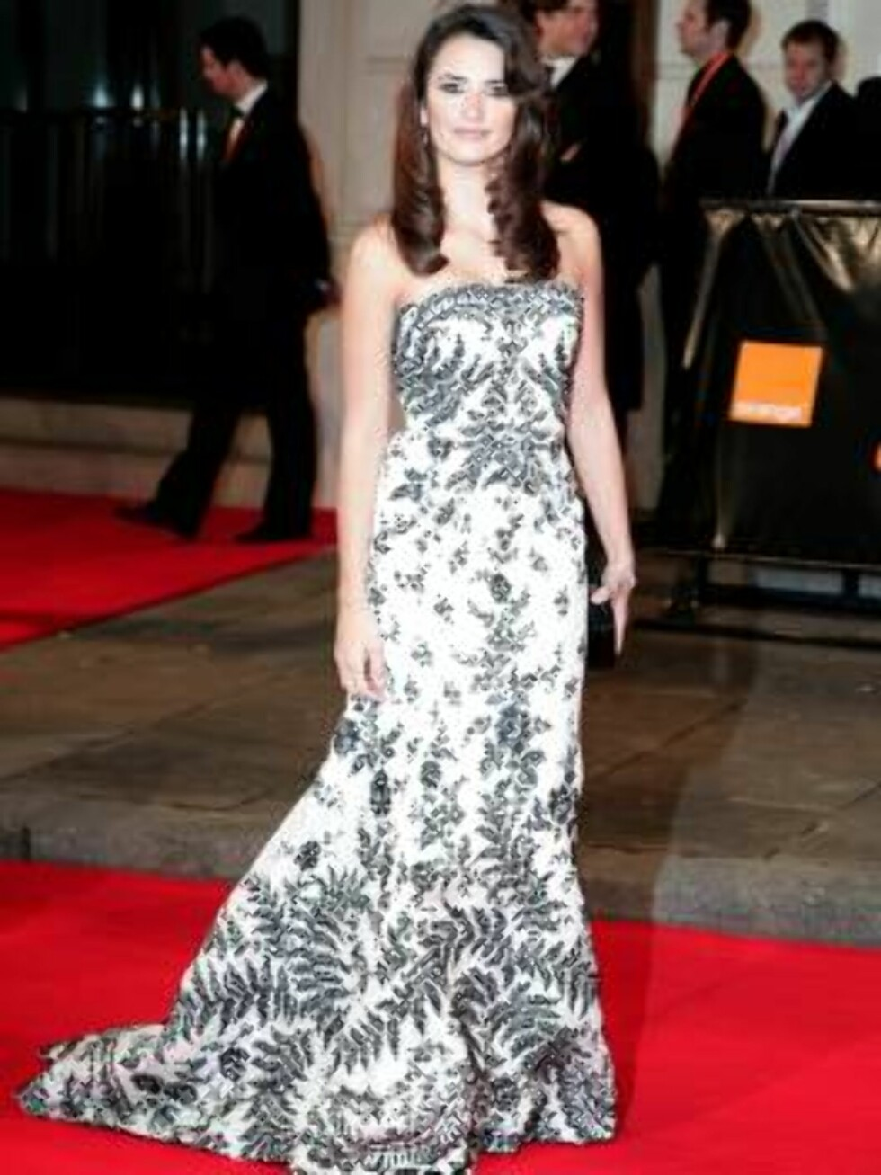 London 2007-02-11  Penelope Cruz arriving  at the Orange British Academy Film Awards held at the Royal Opera House in London. Photo:  Axel  Code: 3008  COPYRIGHT STELLA PICTURES Foto: Stella Pictures