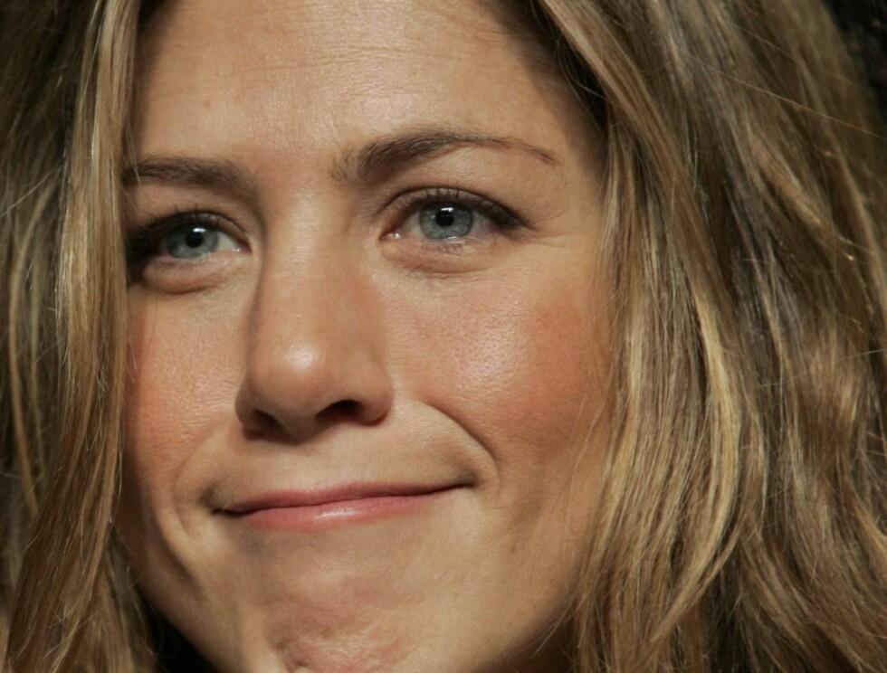 BARE NESA: Jennifer innrømmer at hun har operert nesa. Men ikke av kosmetiske årsaker. Foto: AP/Scanpix