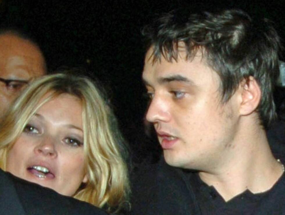 SKANDALEPAR: Kate og Pete har vært forfulgt av skandaler. Nå tar de nok en gang opp kampen mot knarket. Foto: Stella Pictures