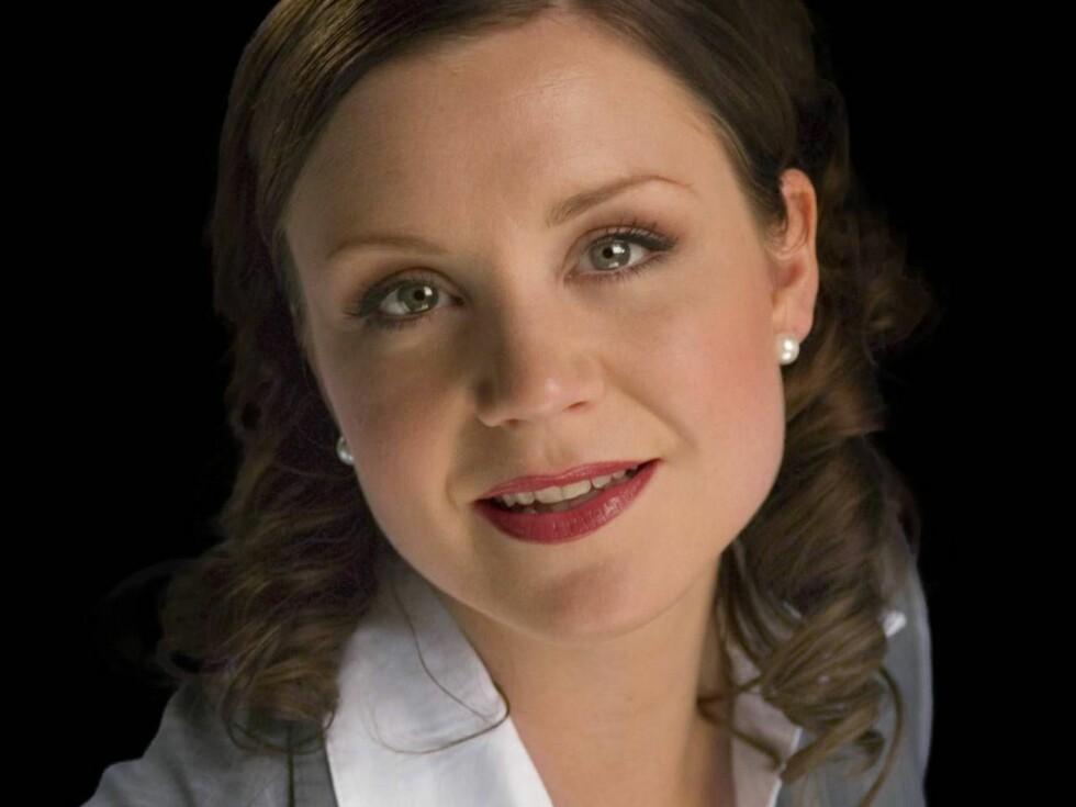 NULLTOLERANSE: Ingrid Nordby er ferdig med dop og kunne aldri vært sammen med en som fortsatt drev med det. Foto: TV 2