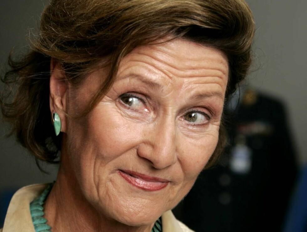 FOR TØFF?: En av Dronning Sonjas ansatte har sykmeldt seg fordi hun følte seg urimelig behandlet. Foto: SCANPIX