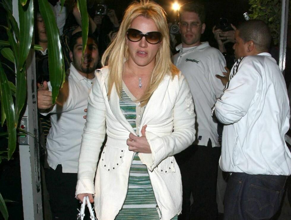 MISMATCH: Hellos lesere digger Britneys stil. Dem om det... Foto: All Over Press