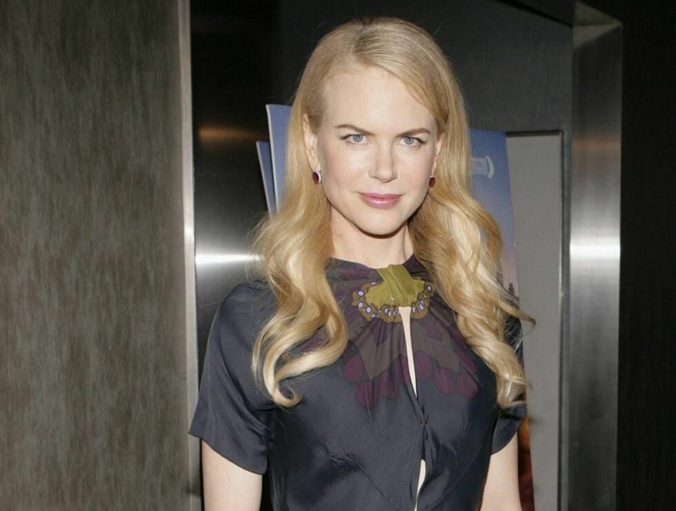 "FORTELLERSTEMME: Nicole Kidman er også med i filmen ""God grew tired of us"". Foto: AP"
