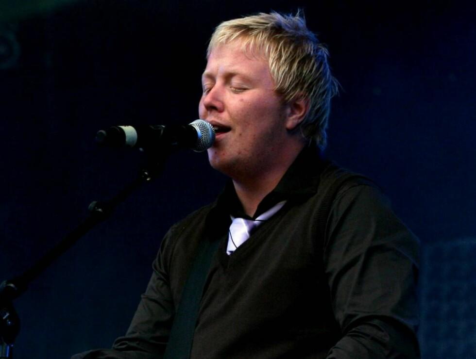VRAKES: For mye fravær har ført til at Kurt mister plassen i bandet Fenrik Lane. Foto: SCANPIX