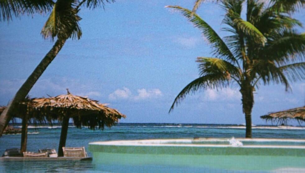 PALMESUS: Karibien byr på mye luksus og er svært populært blant kjendiser og kongelige. Akkurat nå er hele den norske kongefamilien på plass på en privat øy i det frodige området. Foto: All Over Press