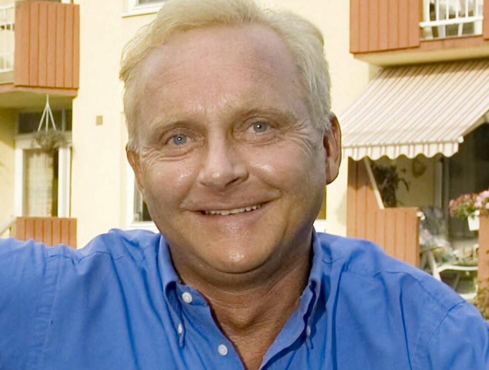 NY KJÆRESTE: Den barske legen Tore (52) har kapret Per Sundnes' hjerte. Foto: Tor Lindseth, Se og Hør