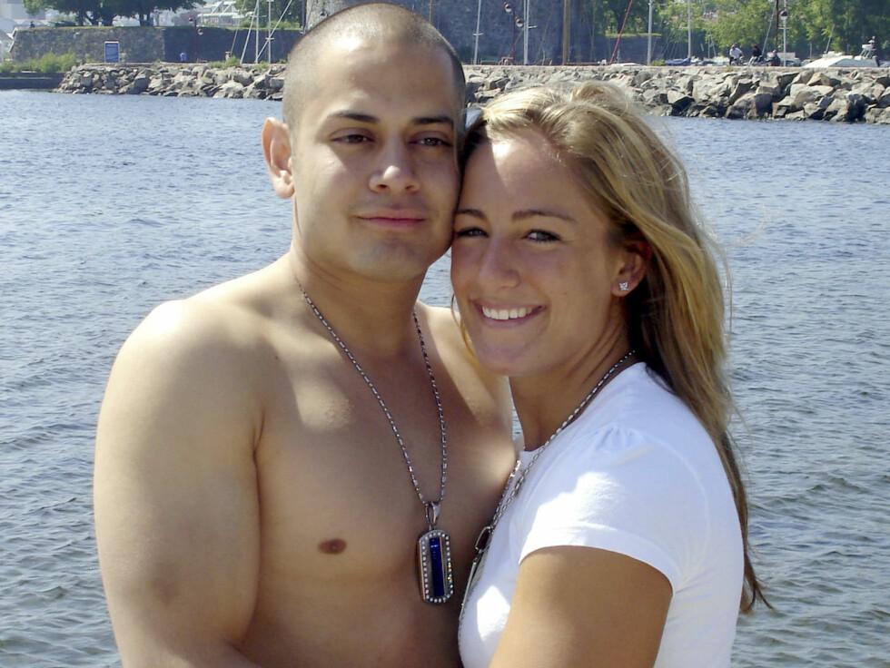 EKTEPAR: Samuel fridde og Britt sa ja. Nå blkir det Big Brother-bryllup!