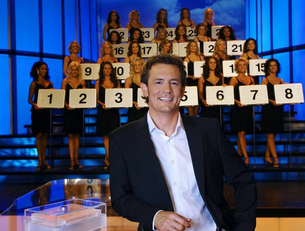 """POPULÆR: """"Deal or No Deal"""" har blitt en stor suksess verden over. I kveld er Sturla tilbake på TV2-skjermen. Foto: TV2"""