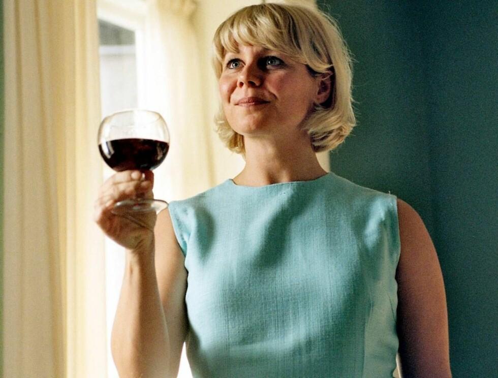 BLIR VILLKATT: Anne Louise Hassing som Ida i Krøniken, nå vil hun ha slemmere roller. Foto: DR