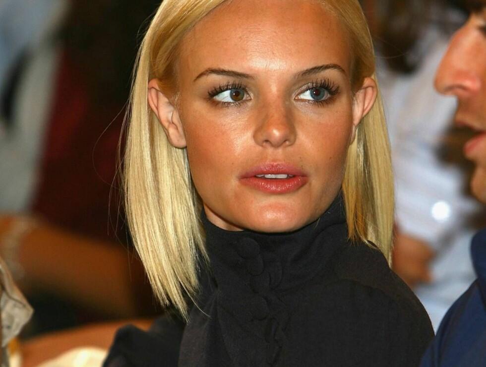 SMÅSPIST: Kate Bosworth vil heller se på andre spise enn å gjøre det selv Foto: All Over Press