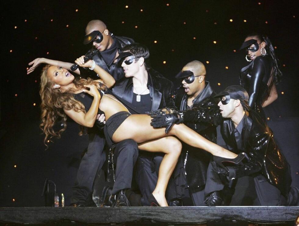 SEXY: Maria stiller opp i Playboy i mars. Selvsagt til stor glede for mange menn. Foto: All Over Press