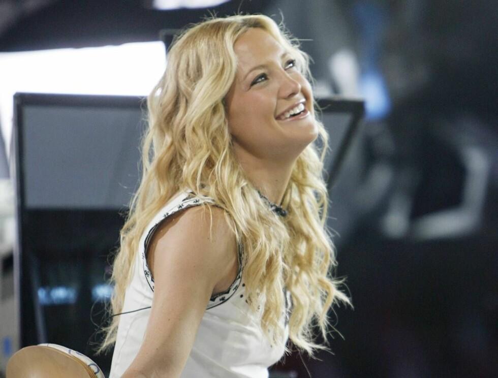 FNIS: Kate er en av Hollywoods mest populære frøkner. Men nå er det en irsk sanger som gjelder for skjønnheten ... Foto: SCANPIX