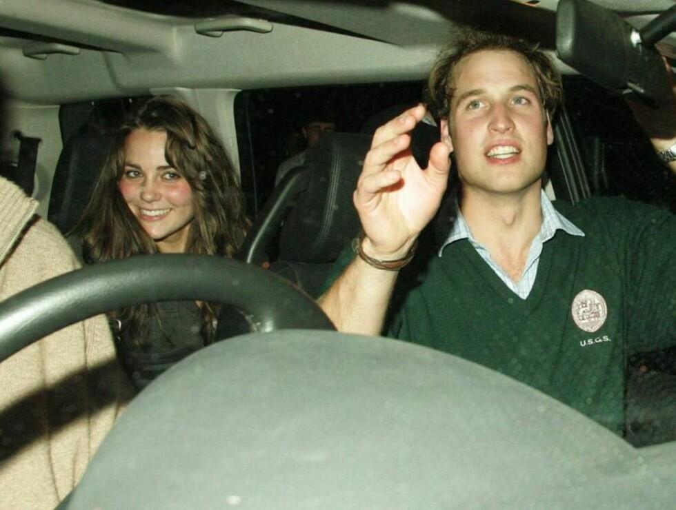 STYRER MOT BRYLLUP: William må forlove seg - eller kutte ut Kate. Foto: Stella Pictures