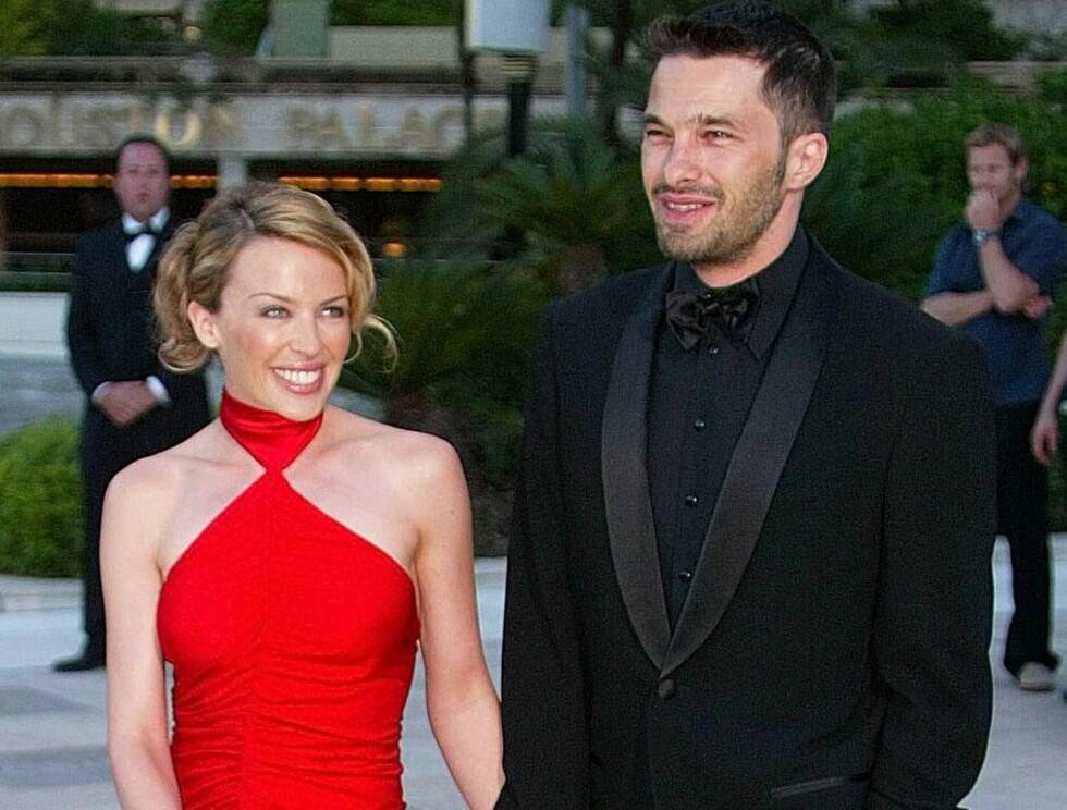 HOTELLMORO: Kylie har planlagt en sexy bursdagspresang til kjæresten Olivier. Foto: AP