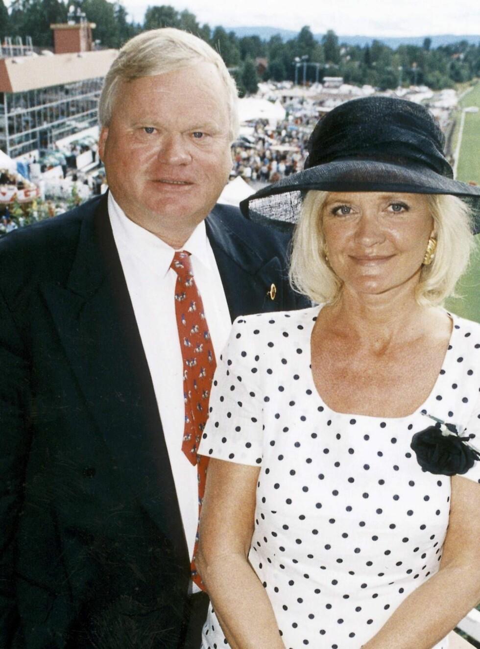 KAMP: I går mistet John Fredriksen sin kjære og nære kone Inger Fredriksen. Foto: Tore Skar, Se og Hør