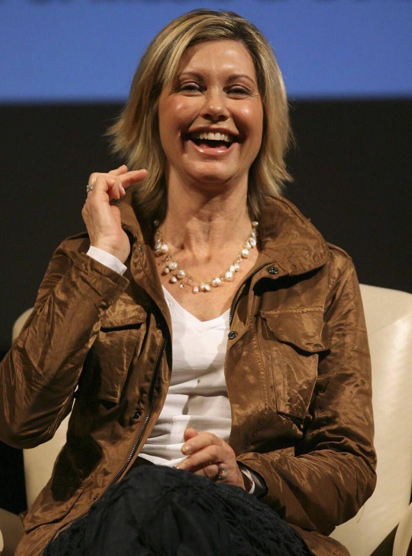 GREASE-RETUR: Olivia skal finne sin etterfølger gjennom amerikansk reality-TV. Foto: All Over Press