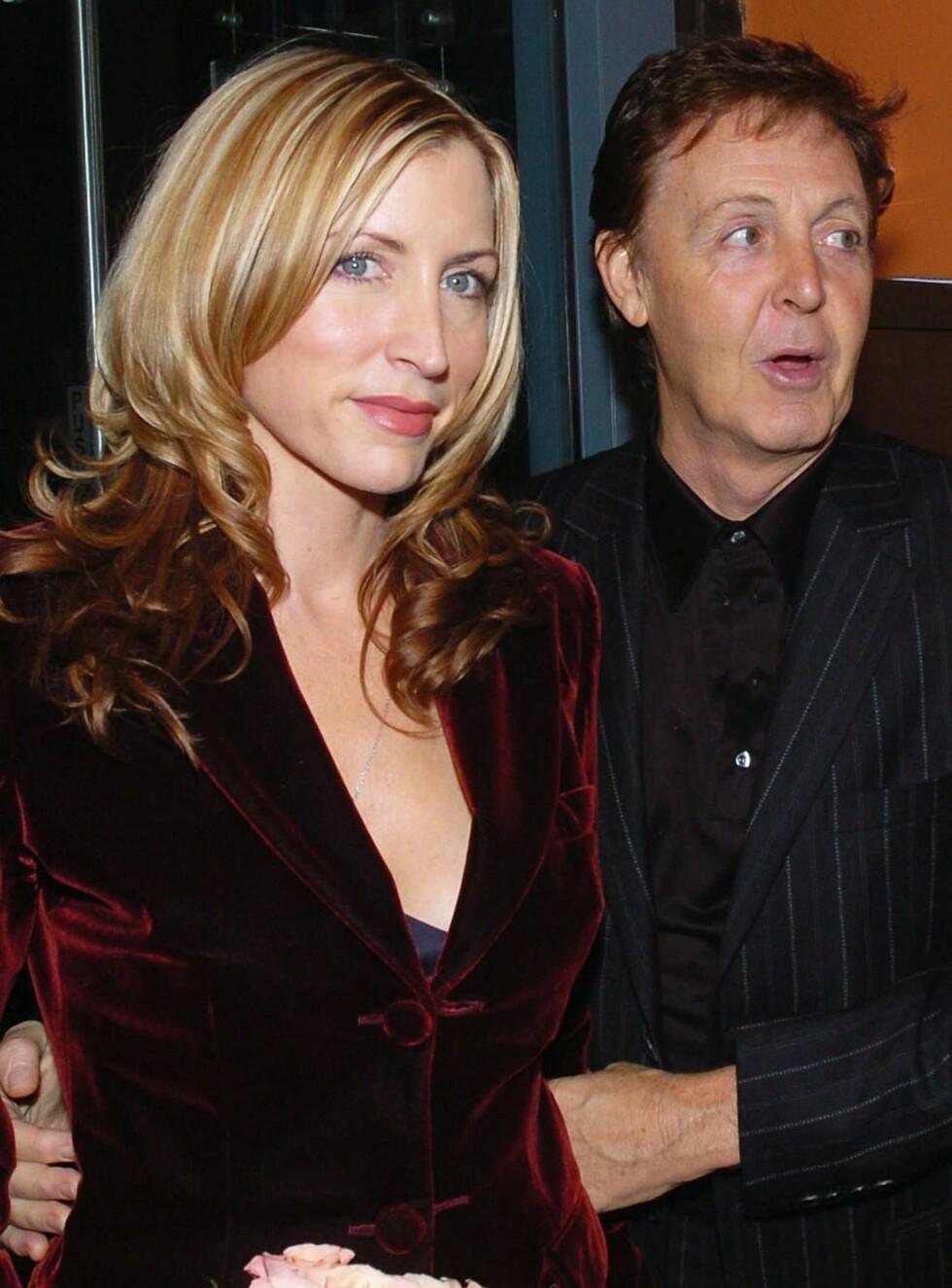 PÅ EGNE BEN: Heather Mills er forsøker seg på en karriere i TV etter den stormfulle separasjonen fra Paul McCartney. Foto: All Over Press