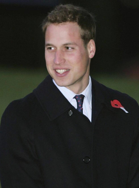 KONSERTARRANGØR: Prins William vil hedre sin mors minne med en stjernespekket konsert - gjerne med Kylie i spissen. Foto: All Over Press