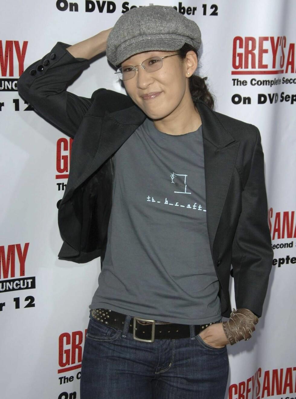 """FRI: Sandra er en av """"Grey's Anatomy""""s største stjerner.  Også i år vant hun en gjev Emmy-pris for innsatsen i serien. Foto: All Over Press"""