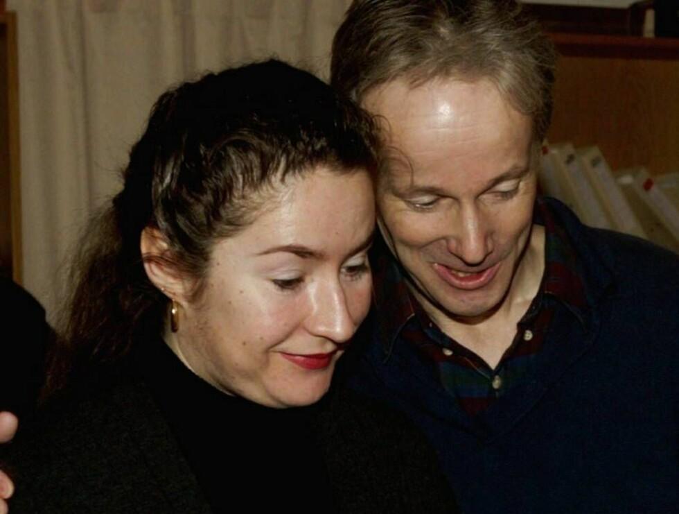 FORELDRE?: Per og Veronica Ordrud soner en straff på 21 år for medvirkning til drap.. Foto: Scanpix
