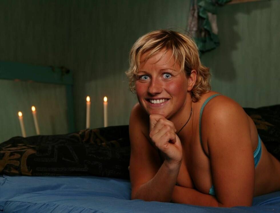 PÅ TOPP I SPORET: Vibeke Skofterud lar hverken tunge sesonger eller nakenbilder på avveie stoppe henne. Nå er jenta på topp i langrensssporet igjen. Foto: Se og Hør