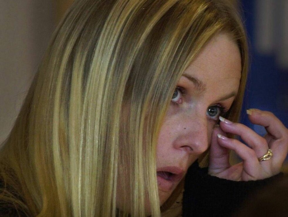 REDNINGEN: Tidligere slet Kristin med narkotikaproblemer og har uttalt at dommen reddet henne.. Foto: Scanpix