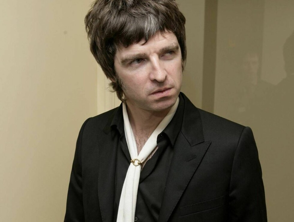 VART DU SKRÆMT NO?: Noel Gallagher - en skummel mann, skal vi tro Robbie. Foto: All Over Press