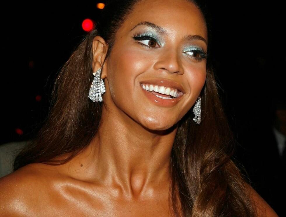 SUKSESS: Beyoncé gjør det stort - med norsk musikk. Foto: All Over Press
