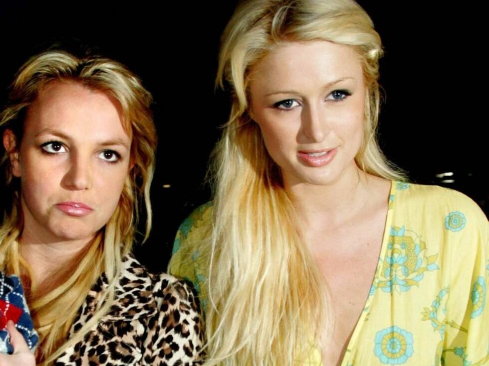 SATSER PÅ BARNA: Etter fyllekollapsen nyttårsaften har Britney bestemt seg for å bruke mindre tid på Paris Hilton og mer på barna. Foto: STELLA PICTURES