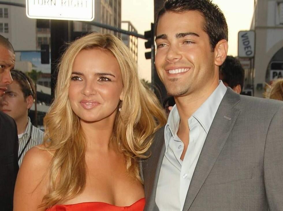 PAR: Jesse og Nadine har vært av og på siden sommeren. Nå skal de to smis i Hymens lenker! Foto: STELLA PICTURES