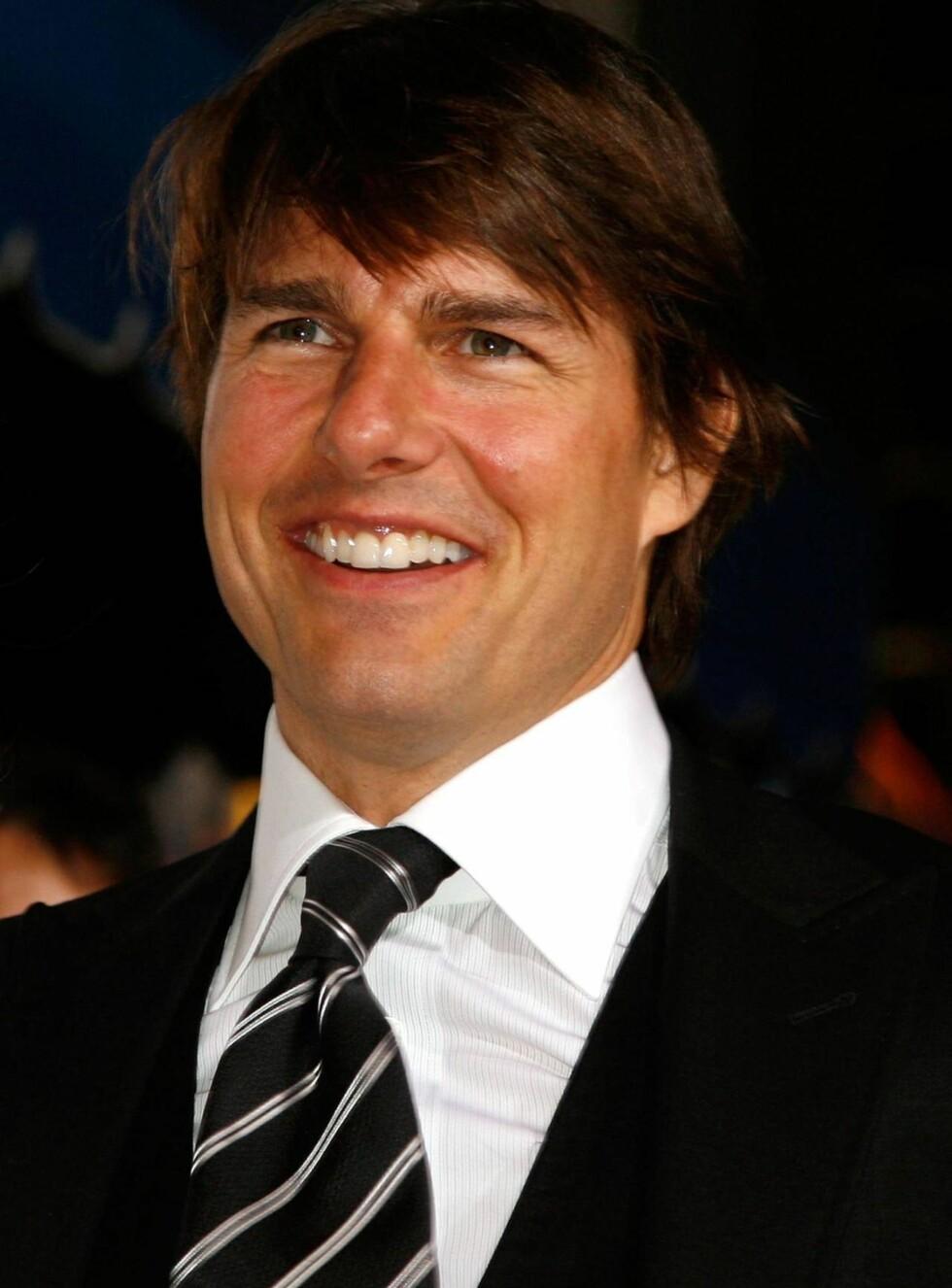 UPOPULÆR: Amerikanerne er ikke imponerte - Tom Cruise er blitt en turn-off på TV. Foto: All Over Press